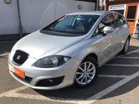 USED 2012 12 SEAT LEON 1.6 CR TDI SE COPA DSG 5d AUTO 103 BHP