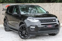 USED 2016 66 LAND ROVER DISCOVERY SPORT 2.0L TD4 HSE BLACK 5d AUTO 180 BHP***7 SEATER***