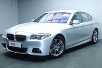 "USED 2011 61 BMW 5 SERIES 2.0 520D M SPORT 4d AUTO 181 BHP 18""ALLOYS+LEATHER+PARKING SENSORS+BLUETOOTH+SPORTS SUSPENSION+SPORTS SEATS"