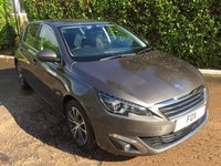 USED 2015 65 PEUGEOT 308 1.6 BLUE HDI S/S ALLURE 5d 120 BHP