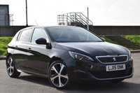USED 2015 15 PEUGEOT 308 2.0 BLUE HDI S/S GT 5d AUTO 180 BHP