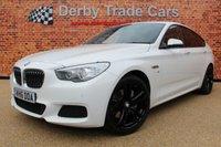 USED 2016 16 BMW 5 SERIES 2.0 520D M SPORT GRAN TURISMO 5d AUTO 181 BHP