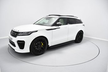View our LAND ROVER VELAR