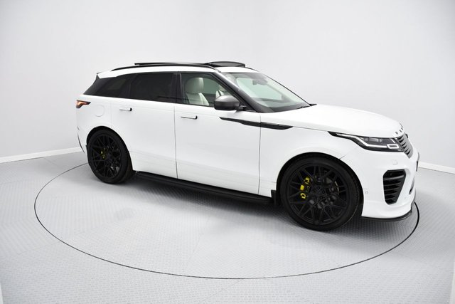 USED 2017 67 LAND ROVER VELAR 3.0 SE 5d AUTO 296 BHP AUTO PAN ROOF URBAN BODYKIT BIEGE LEATHER 23 INCH RIMS