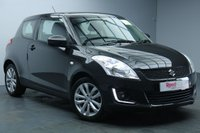 USED 2015 65 SUZUKI SWIFT 1.2 SZ3 3d 94 BHP FULL SERVICE HISTORY+ALLOYS+AIR CON