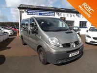 USED 2011 61 RENAULT TRAFIC 2.0 SL27 DCI 5d 115 BHP