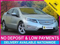 USED 2013 13 CHEVROLET VOLT 1.4 E-REV1 AUTO ELECTRIC HYBRID 5DR + 250 MPG 250MPG SATELLITE NAVIGATION LEATHER PANORAMIC ROOF