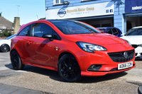 USED 2017 66 VAUXHALL CORSA 1.4 LIMITED EDITION ECOFLEX 3d 89 BHP