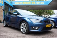 USED 2016 16 SEAT LEON FR 1.4 ECOTSI TECHNOLOGY 5dr 150 BHP NEED FINANCE??? APPLY WITH US!!!