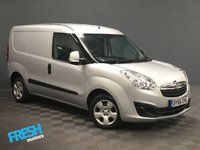 USED 2016 66 VAUXHALL COMBO 1.2 2000 L1H1 CDTI SPORTIVE  * 0% Deposit Finance Available