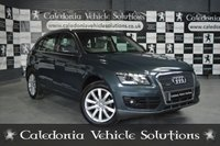 USED 2008 58 AUDI Q5 2.0 TDI QUATTRO SE DPF 5d 168 BHP FANTASTIC EXAMPLE FOR THE YEAR with EXTENSIVE SERVICE RECORDS & AN AUGUST 2020 MOT