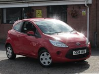2014 FORD KA 1.2 EDGE (ONE OWNER FROM NEW) 3dr £3490.00