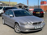 USED 2005 05 JAGUAR X-TYPE 2.0 XS LE D 4d 130 BHP *XS BODYKIT, SERVICE HISTORY, GREAT VALUE!*