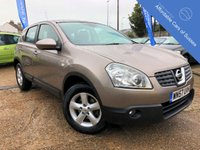 USED 2007 57 NISSAN QASHQAI 1.6 ACENTA 5d 113 BHP Full Service History - 12 Stamps