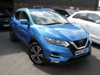 USED 2017 67 NISSAN QASHQAI 1.2 N-CONNECTA DIG-T XTRONIC 5d AUTO 113 BHP ANY PART EXCHANGE WELCOME, COUNTRY WIDE DELIVERY ARRANGED, HUGE SPEC