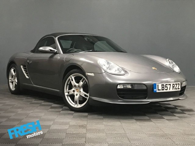 USED 2008 57 PORSCHE BOXSTER 2.7 24V SPORT EDITION 2d 242 BHP * 0% Deposit Finance Available