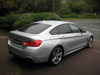 USED 2015 15 BMW 4 SERIES 2.0 420D M SPORT GRAN COUPE 4d AUTO 188 BHP