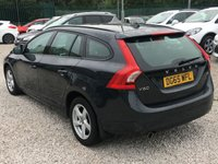USED 2015 65 VOLVO V60 2.0 D3 BUSINESS EDITION 5d 148 BHP