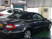 USED 2007 57 MERCEDES-BENZ CLK 3.0 CLK280 ELEGANCE 2d 228 BHP What a Great Example!!! Lots of Spec inc Full Leather Sat Nav Air Con Alloys