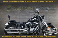 USED 2012 61 HARLEY-DAVIDSON FLS 1690 103 SOFTAIL SLIM 12 - ALL TYPES OF CREDIT ACCEPTED GOOD & BAD CREDIT ACCEPTED, OVER 700+ BIKES IN STOCK