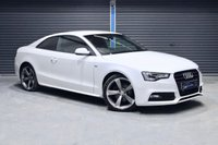 USED 2012 AUDI A5 2.0 TDI BLACK EDITION 2d AUTO 177 BHP