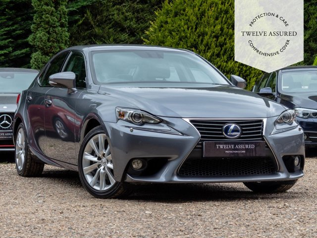 USED 2014 64 LEXUS IS 2.5 300H EXECUTIVE EDITION 4d AUTO 179 BHP