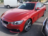 USED 2015 65 BMW 4 SERIES 2.0 420D SPORT 2d AUTO 188 BHP
