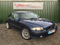 2003 VOLVO S60 2.0 T SE 4d AUTO 177 BHP £2500.00