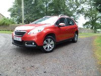 USED 2014 64 PEUGEOT 2008 1.4 HDI ACTIVE 5d 68 BHP £20 YEAR ROAD TAX. FANTASTIC CONDITION. VERY WELL LOOKED AFTER. EXCELLENT HISTORY, 4 NEW TYRES, RECENT SERVICE, 12 MONTHS MOT. AIR CON