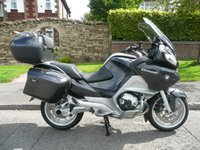 USED 2010 10 BMW R SERIES 1.2 R 1200 RT 1d  Superb Machine,MU upgraded version,Full BMW Service History,Huge Spec,Dynamic Package