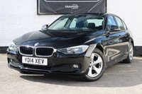 USED 2014 14 BMW 3 SERIES 2.0 320D EFFICIENTDYNAMICS 4d AUTO 161 BHP