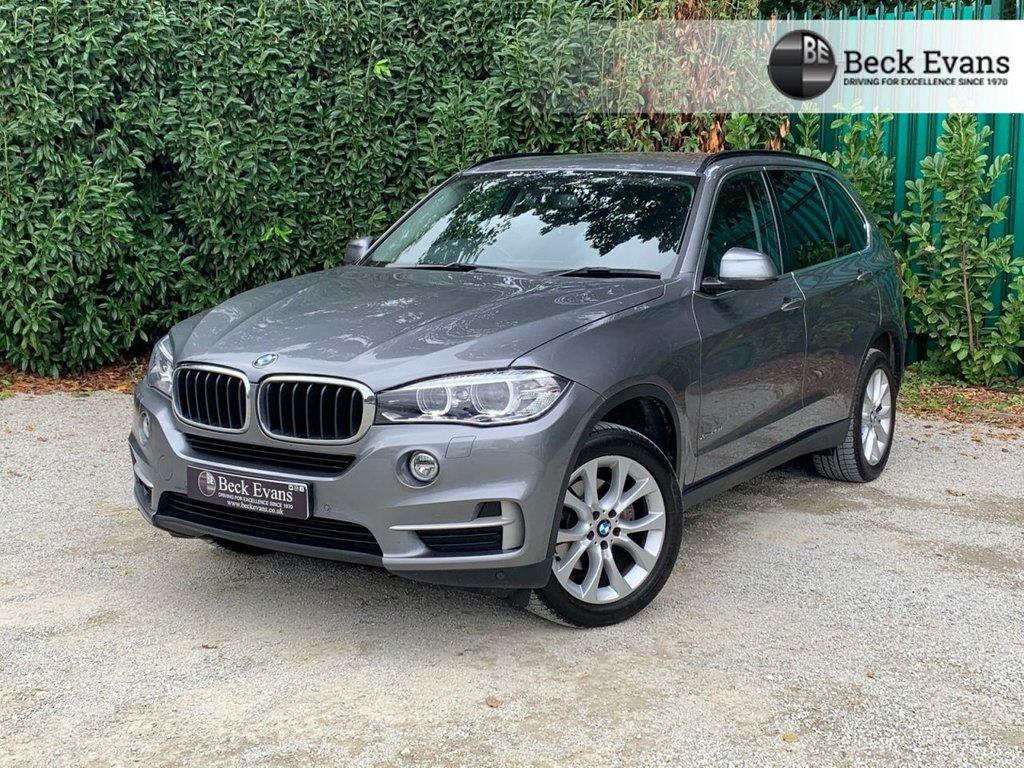 USED 2017 17 BMW X5 2.0 XDRIVE25D SE 5d AUTO 231 BHP
