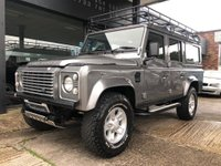 2011 LAND ROVER DEFENDER 2.4 110 TD XS STATION WAGON 5d 121 BHP £24295.00