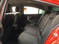USED 2017 17 VAUXHALL INSIGNIA 1.4 SRI NAV S/S 5d 138 BHP