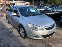 USED 2011 11 VAUXHALL ASTRA 1.4 EXCLUSIV 5d 98 BHP GREAT VALUE LOW MILEAGE HATCHBACK, JUST SERVICED AND MOT'D, DRIVE AWAY TODAY