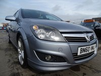 USED 2010 60 VAUXHALL ASTRA 1.9 SRI XP CDTI ESTATE GREAT SPEC MUST SEE