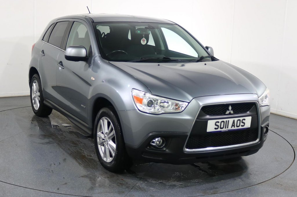 USED 2011 11 MITSUBISHI ASX 1.8 DI-D 3 5d 147 BHP 2 OWNERS with 8 Stamp SERVICE HISTORY
