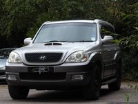 USED 2005 05 HYUNDAI TERRACAN 2.9 CDX CRTD 5d 161 BHP SAME OWNER FOR 5 YEARS VGC
