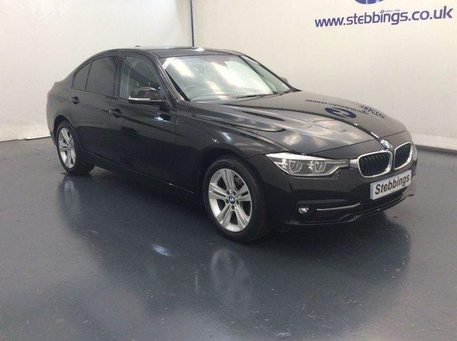 2015 65 BMW 3 SERIES 2.0 320D XDRIVE SPORT 4d AUTO 188 BHP  ALL WHEEL DRIVE