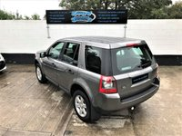 USED 2008 57 LAND ROVER FREELANDER 2.2 TD4 GS 5d 159 BHP
