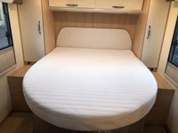 USED 2017 17 FIAT BURSTNER 2.3 IXEO TIME IT734 MOTORHOME MASSIVE SPECIFICATION, 4 BERTH , GREAT VALUE MOTORHOME, HUGE SAVINGS ON NEW