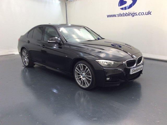 2015 65 BMW 3 SERIES 3.0 335D XDRIVE M SPORT 4d AUTO 308 BHP  ALL WHEEL DRIVE
