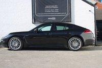 USED 2013 63 PORSCHE PANAMERA 3.0 D V6 TIPTRONIC 5d AUTO 250 BHP