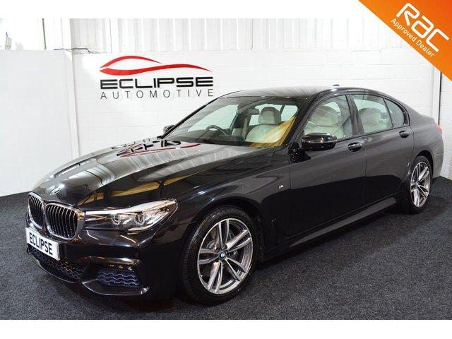 2016 16 BMW 7 SERIES 3.0 730D M SPORT 4d AUTO 261 BHP