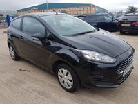 USED 2014 64 FORD FIESTA 1.2 STUDIO 3d MOT SERVICE WARRANTY FINANCE