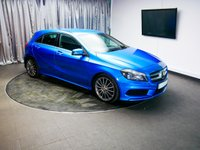 USED 2013 13 MERCEDES-BENZ A CLASS 1.8 A200 CDI BLUEEFFICIENCY AMG SPORT 5d 136 BHP £0 DEPOSIT FINANCE AVAILABLE, AIR CONDITIONING, AUX INPUT, BLUETOOTH CONNECTIVITY, CLIMATE CONTROL, CRUISE CONTROL, ELECTRONIC PARKING BRAKE, HILL START ASSIST, STEERING WHEEL CONTROLS, TRIP COMPUTER