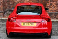 USED 2013 13 AUDI TT 2.5 Plus S Tronic quattro 2dr **SOLD AWAITING COLLECTION**