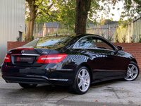 USED 2013 62 MERCEDES-BENZ E CLASS 2.1 E220 CDI BlueEFFICIENCY Sport G-Tronic 2dr £175PCM - NO DEPOSIT REQUIRED!