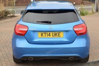 USED 2014 14 MERCEDES-BENZ A CLASS 1.5 A180 CDI Sport 7G-DCT 5dr LEATHERS XENONS BLUETOOTH HPI