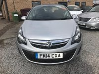 USED 2014 14 VAUXHALL CORSA 1.2 i 16v S 5dr Low mileage